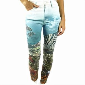 Mother Womens Jeans Size 24 High Waisted Looker
